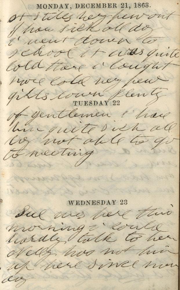 December 21 23 1863